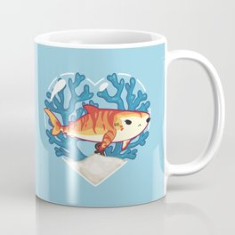 CHOMP the Tiger Shark Coffee Mug