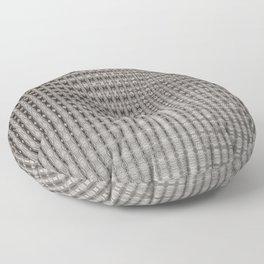 Silver Sheen Floor Pillow