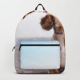 Man's Best Friend (Color) Backpack