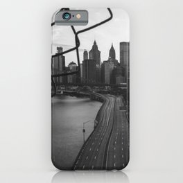 New York Ghost iPhone Case