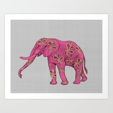 Fancy Pants Art Print