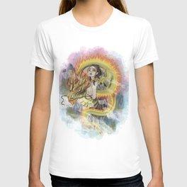 Dragon Princess T-shirt