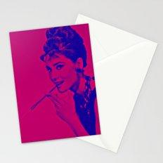 Pop glamour Stationery Cards