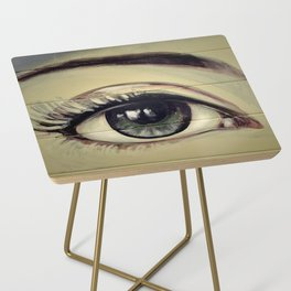 Eye Love You Side Table