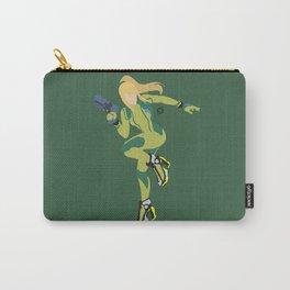 Zero Suit Samus(Smash)Green Carry-All Pouch