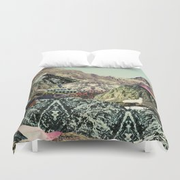 Whole New World Duvet Cover