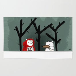 Little Red Ridinghood Rug