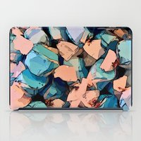 salt water iPad Cases featuring Salt Water Taffy by Sandra Bauser Digital Art
