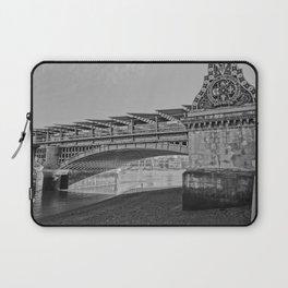 Bridge B&W Laptop Sleeve