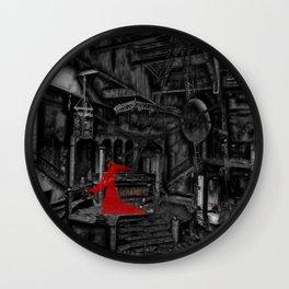 Dance, Schatzi, dance  Wall Clock