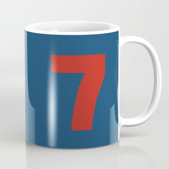 Number 7 Mug