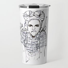 #STUKGIRL EMMA Travel Mug
