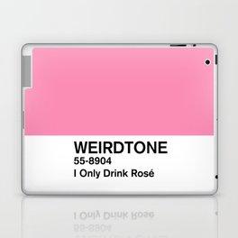 I Only Drink Rosé Laptop & iPad Skin