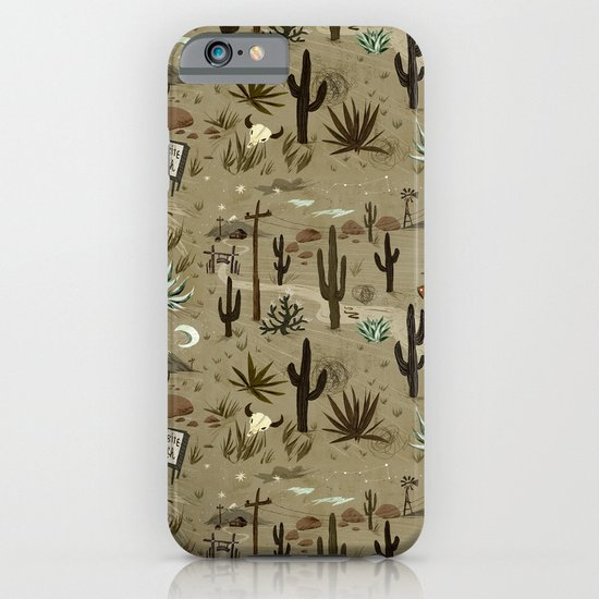 Snakebite Ranch iPhone & iPod Case