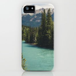 Tête Jaune Cache iPhone Case