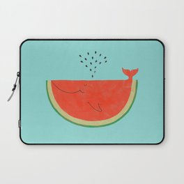 Don't let the seed stop you from enjoying the watermelon Laptop Sleeve