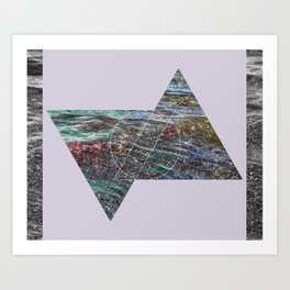 Conjunction Art Print