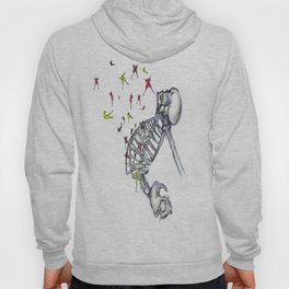 Butterflies In My Tummy Hoody