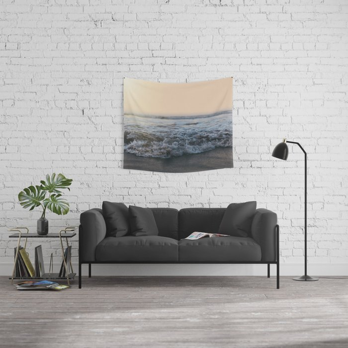 Sunrise Ocean Wall Tapestry