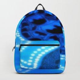 Aboriginal Art - Tortoise (Auowara) Backpack