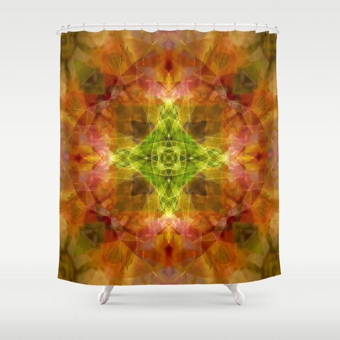 The Lantern Shower Curtain