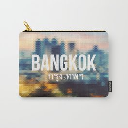 Bangkok - Cityscape Carry-All Pouch