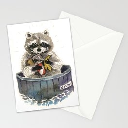 treasures of the night Stationery Cards