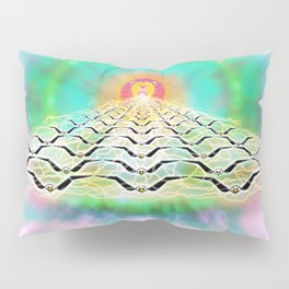 Eagle Army of God Pillow Sham
