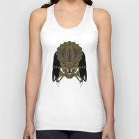predator Tank Tops featuring Predator by Nathan Owens