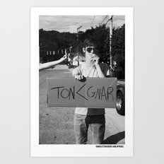 TON Art Print