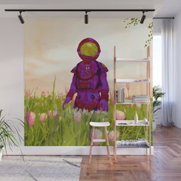 Back From Space Wall Mural