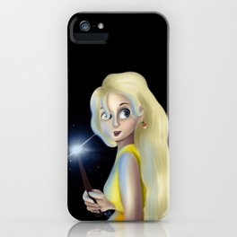 Loony Lovegood iPhone Case