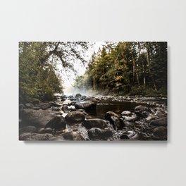Rivière des Morts Metal Print