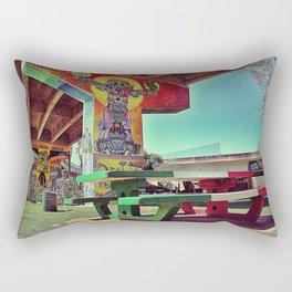 Chicano Park Rectangular Pillow