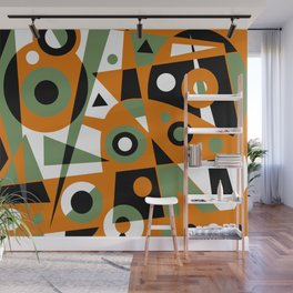 Abstract #977 Wall Mural