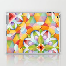 Big Top Mandala Laptop & iPad Skin