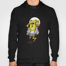 StormBot - yellow robot Hoody