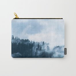 The Wilderness, Foggy Forest Carry-All Pouch