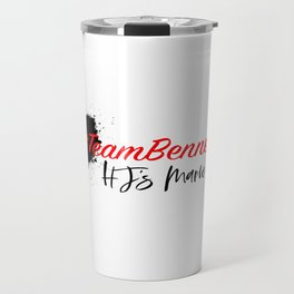 TeamBennett Travel Mug