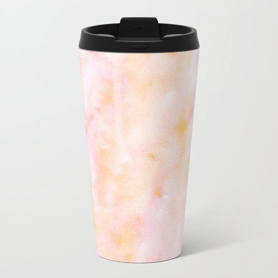 Warmth Metal Travel Mug