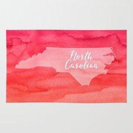 Sweet Home North Carolina Rug