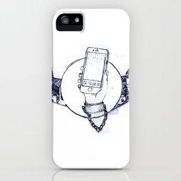 Team Temp.  iPhone Case