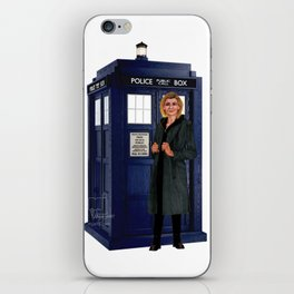 13th Doctor iPhone Skin
