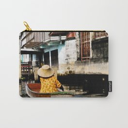 Bangkok Lifestyle Carry-All Pouch