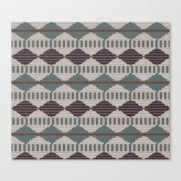 Desert Weave 2 Canvas Print