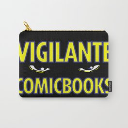 Vigilante Comicbooks Carry-All Pouch