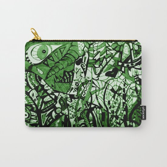 You Can't Unsee It Carry-All Pouch