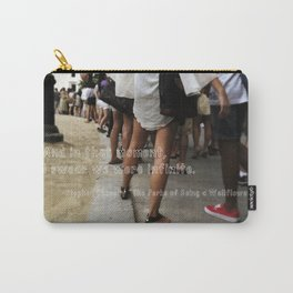 ...I swear we were infinite - The Perks of Being a Wallflower Carry-All Pouch