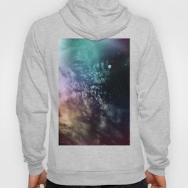 Polychrome Moon Hoody
