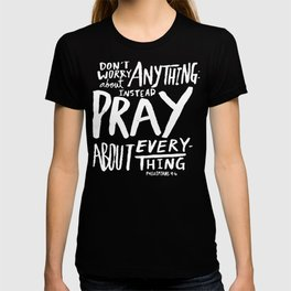 Dont Worry, Pray x Rose T-shirt